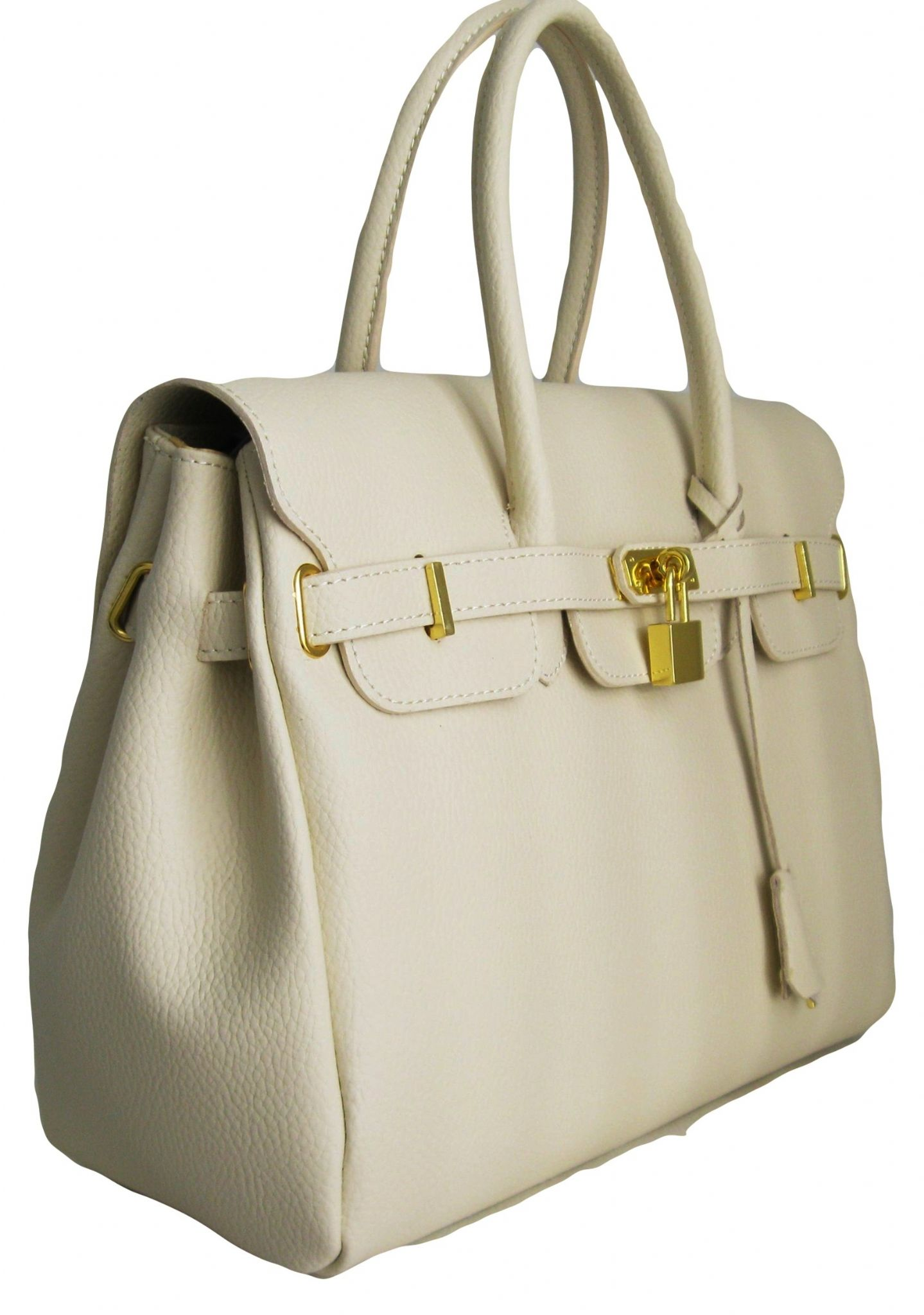 f91c4a051a BEAUTIFUL QUALITY DESIGNER INSPIRED ITALIAN COATED LEATHER HANDBAG WITH GOLD  COLOURED TRIMS STUNNING! EXCELLENT QUALITY ITEM.
